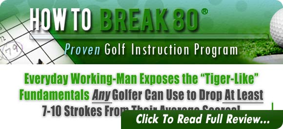 How To Break 80